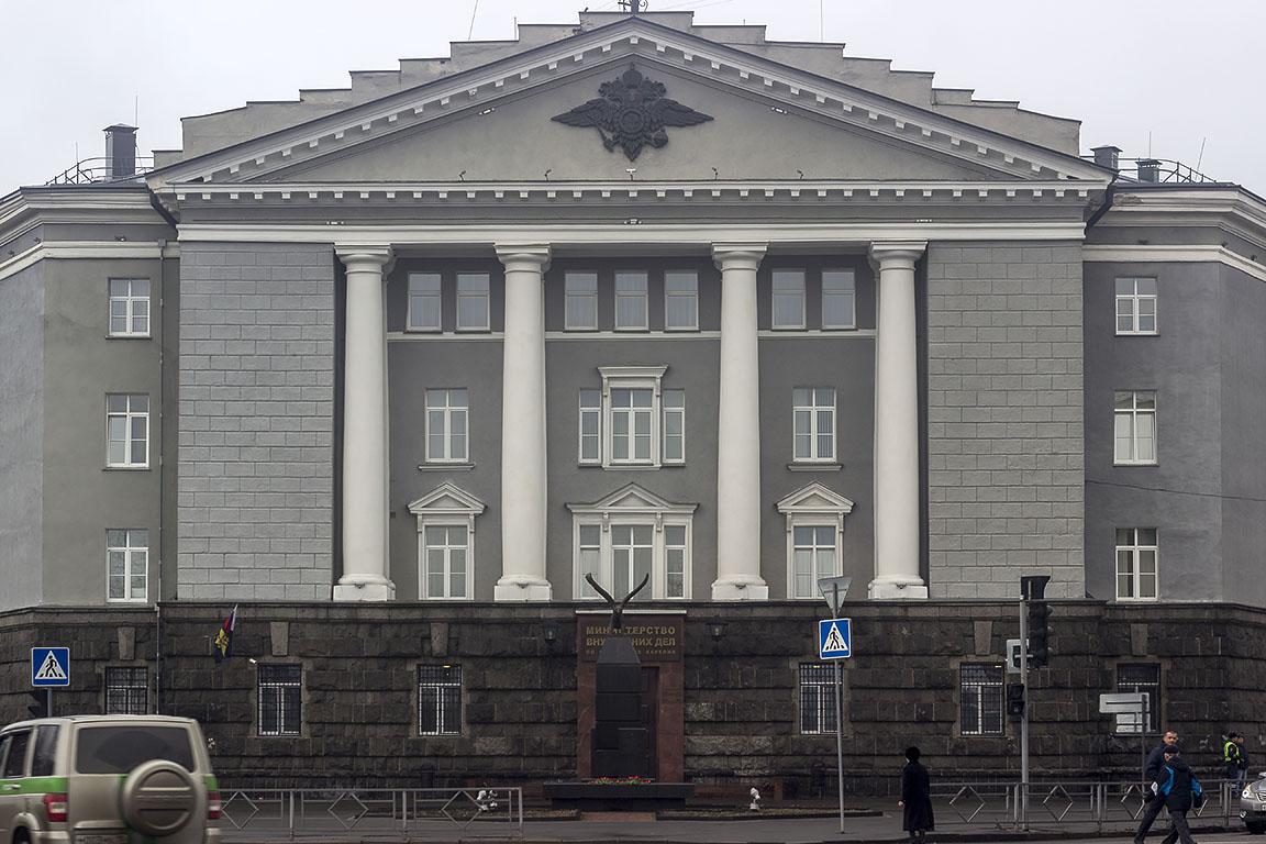 Петрозаводск МВД