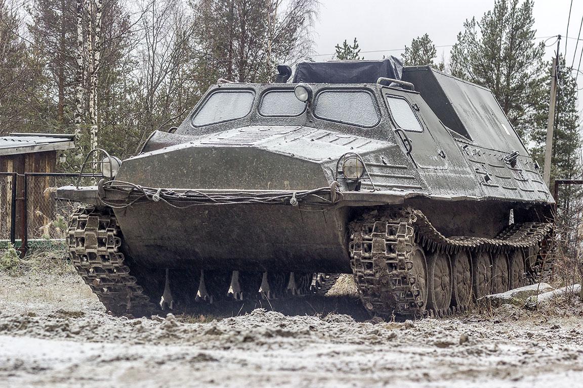 Вездеход ГТ-Т