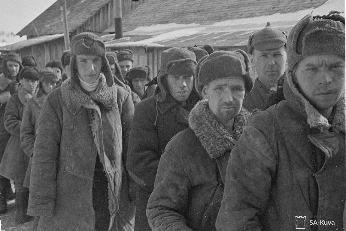 Военнопленные в Медвежьегорске