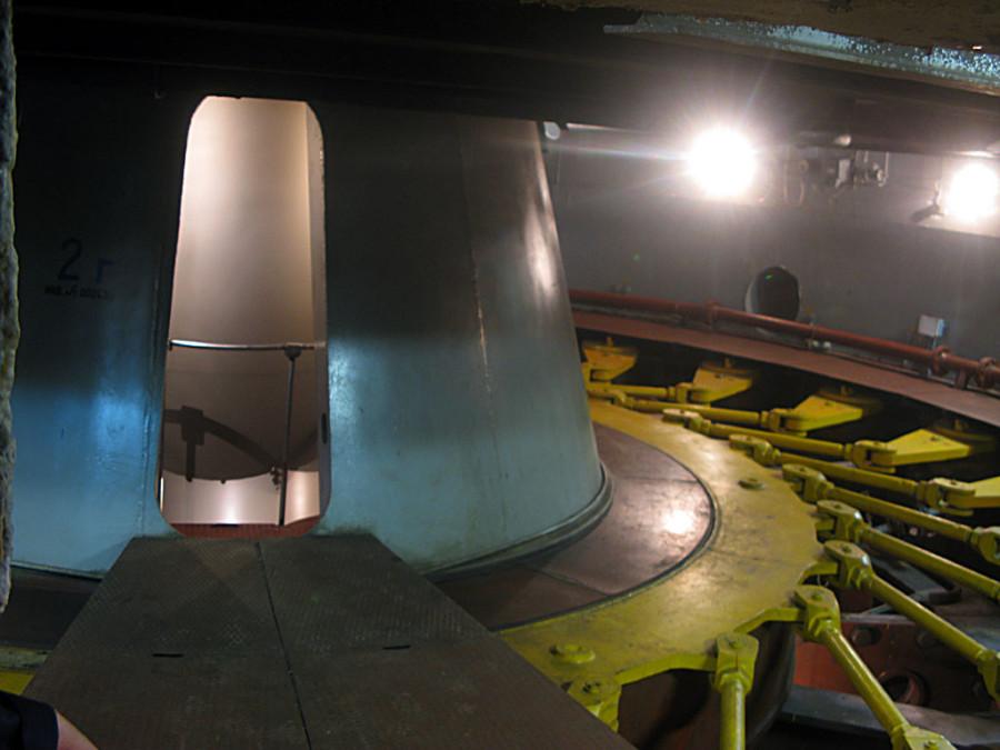 Средняя часть агрегата
