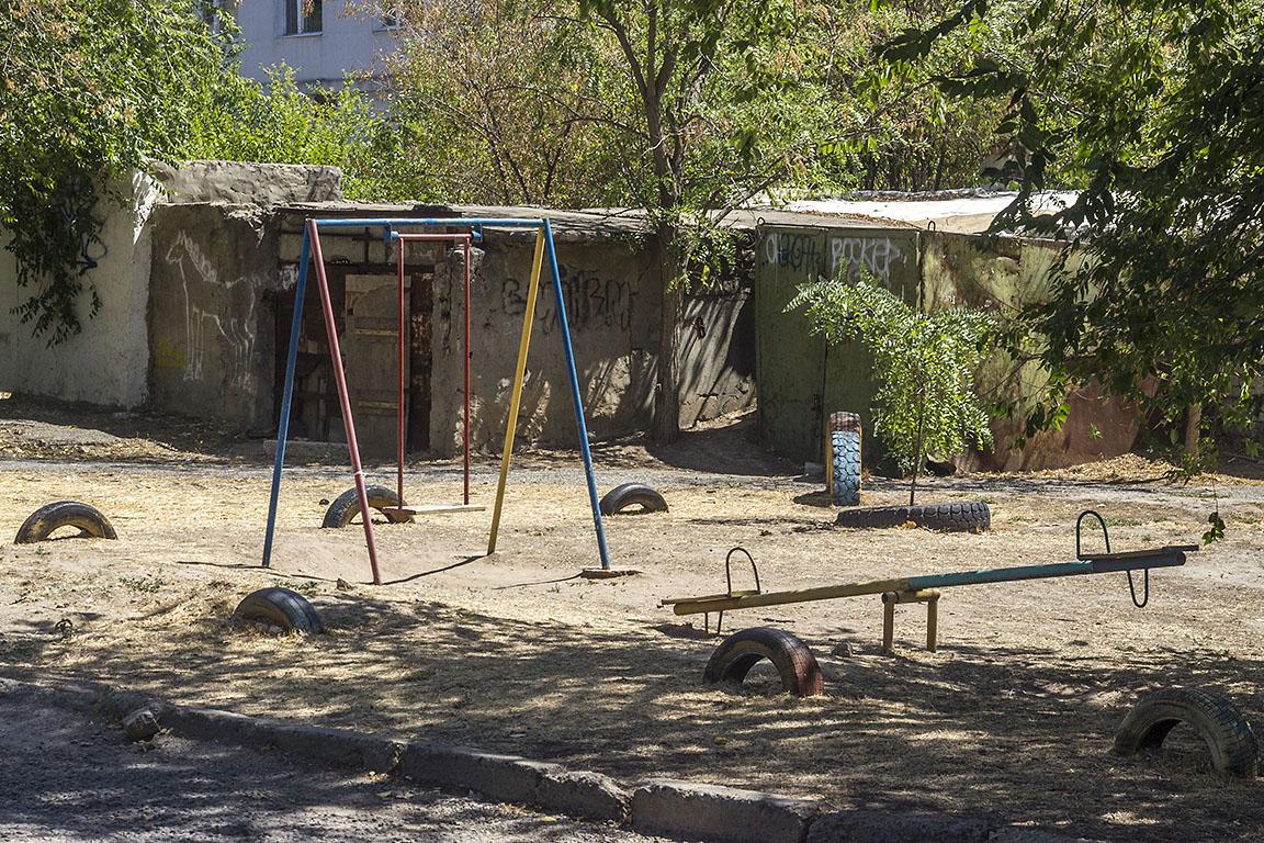 Элиста детская площадка