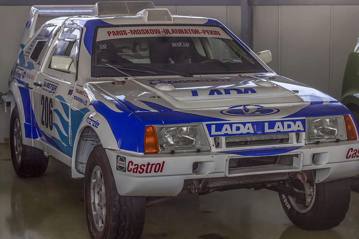 Lada Самара T-3