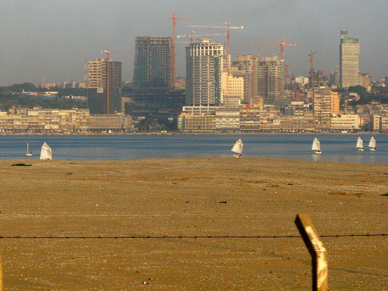 Луанда фото города