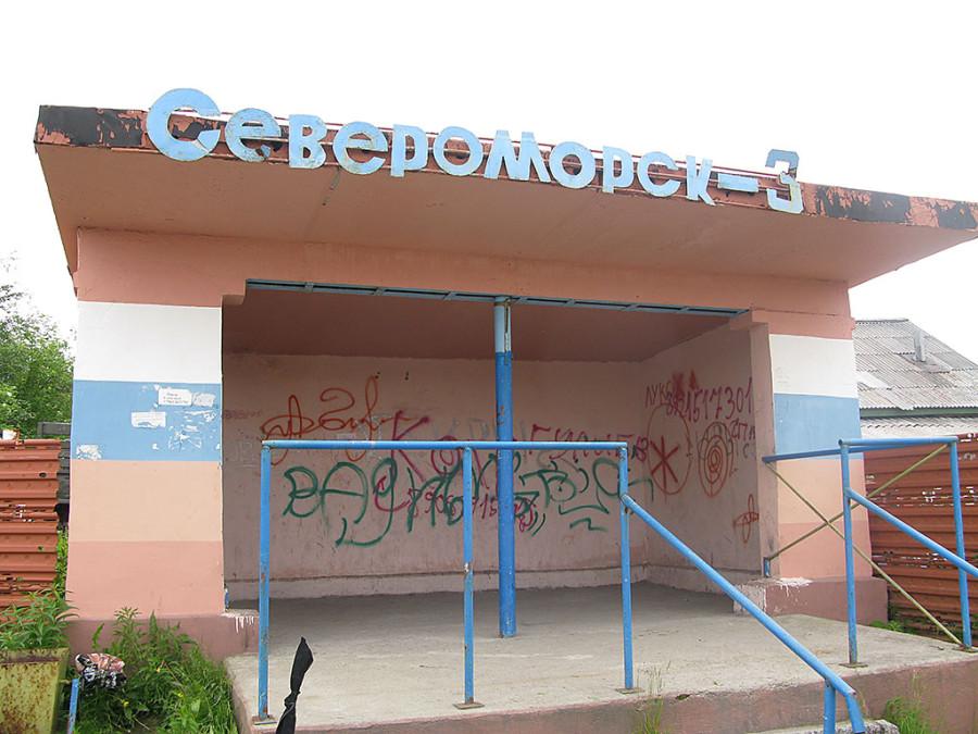 ЗАТО Североморск 3