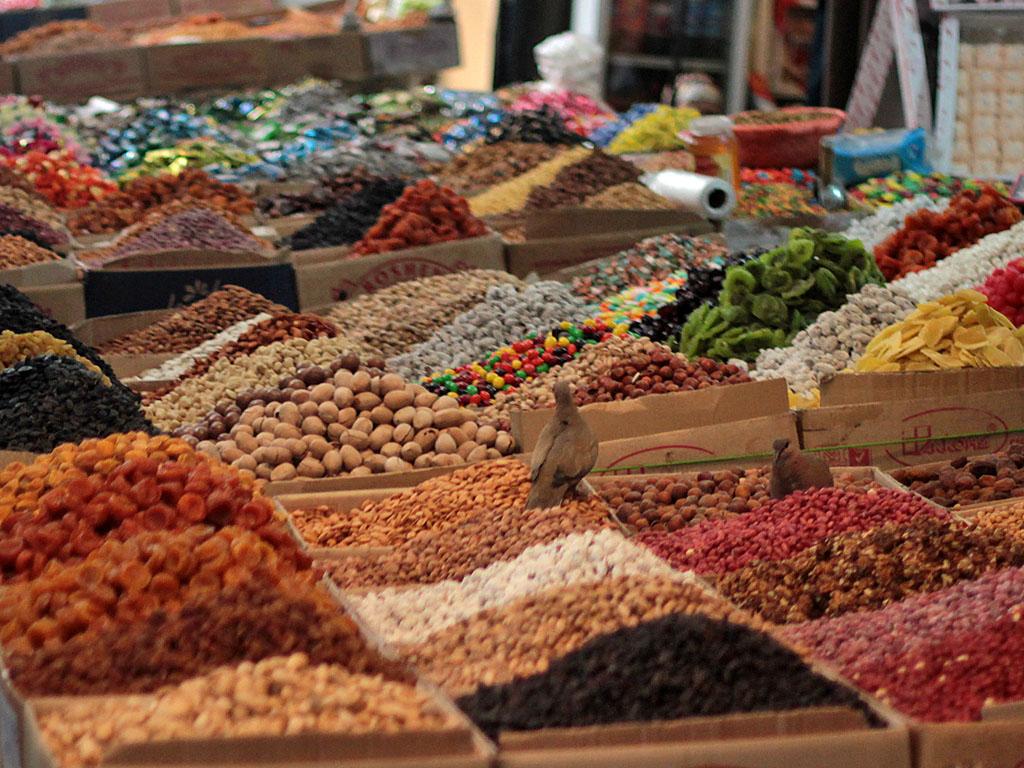 Душанбе оптовый рынок