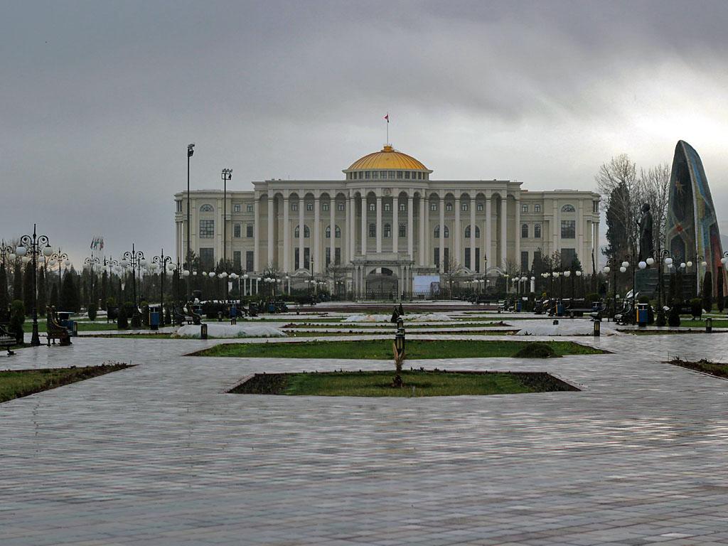 Дворец Эмомали Рахмона