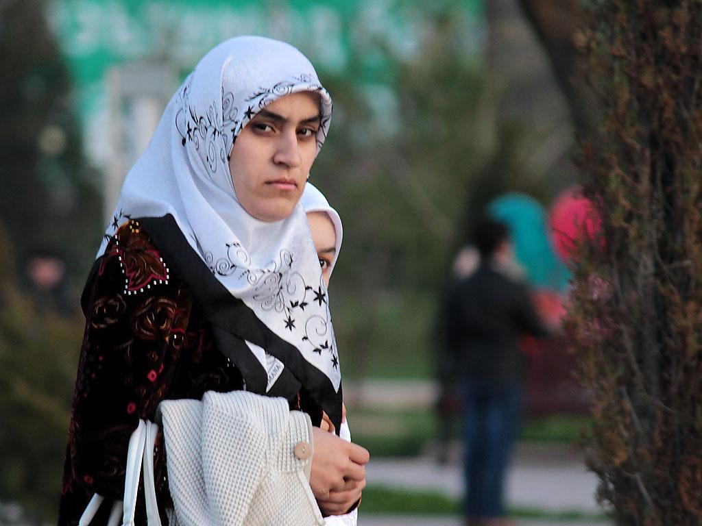 знакомства с мусульманкой из таджикистана