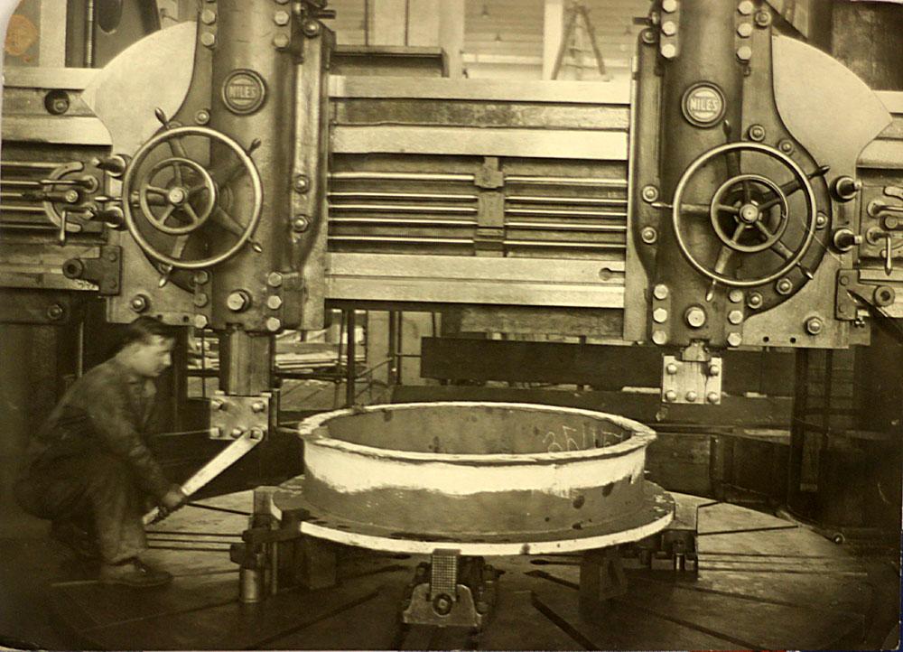 Угличская ГЭС Бронзовая втулка рабочего колеса