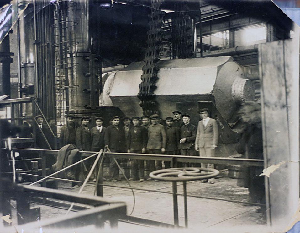 Угличская ГЭС Бригада проводившая билеттировку