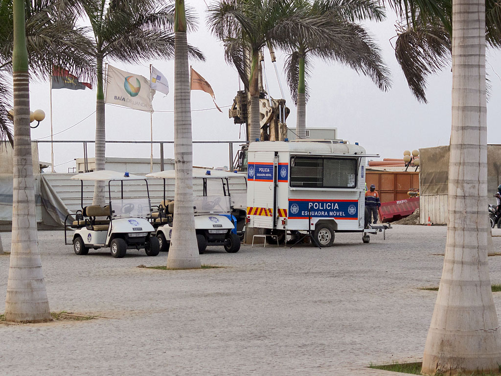 Луанда Полиция