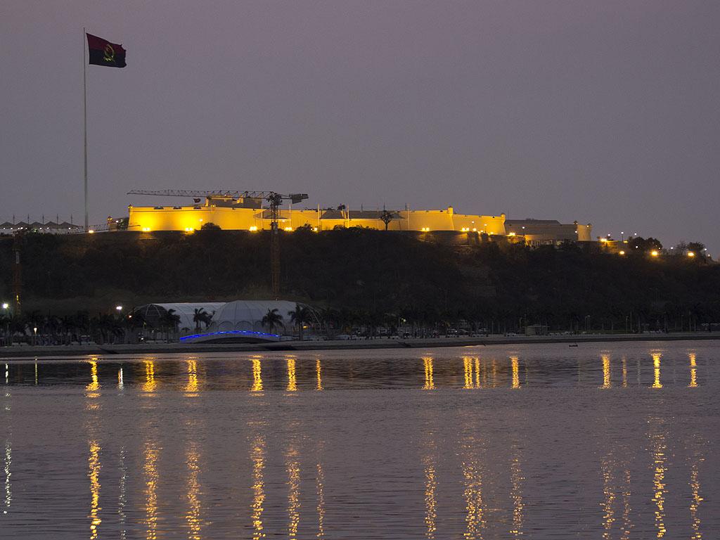 Луанда Крепость