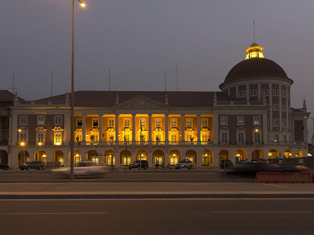 Банк Анголы