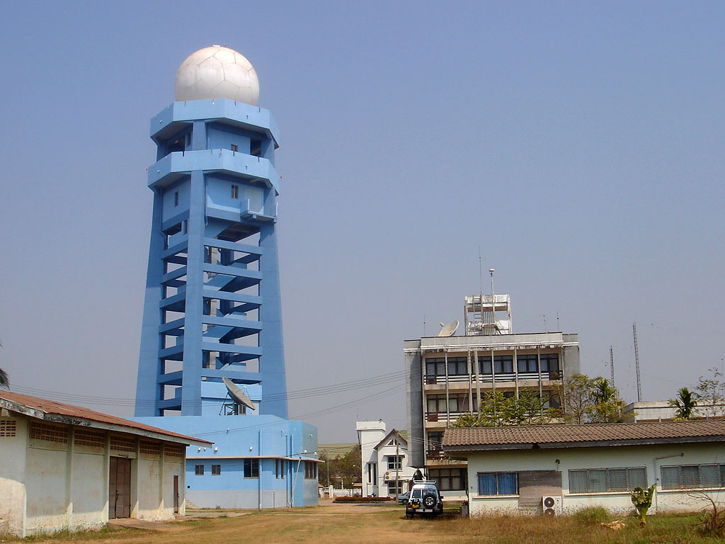 Вьентьян Метеоцентр