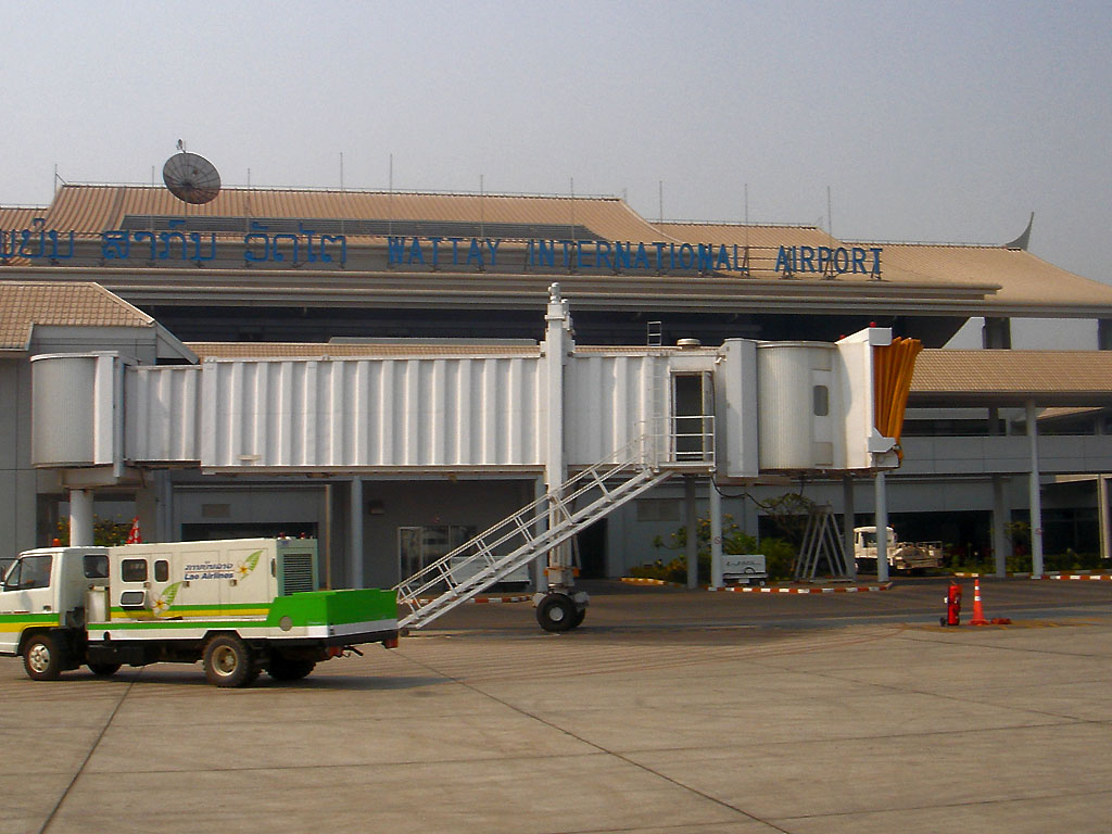 Аэропорт Вьентьяна