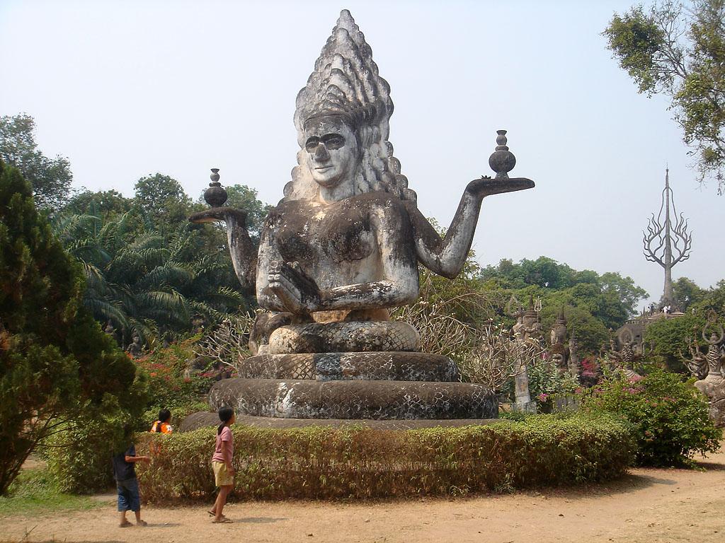 Парк Будд