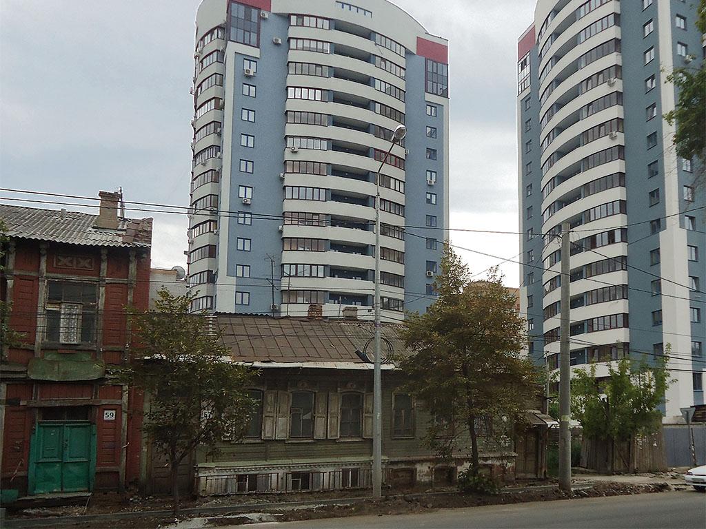 Самара здания