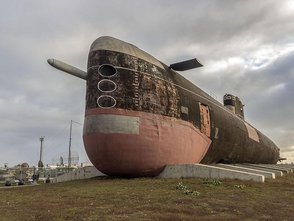 Тольятти технический музей подводная лодка