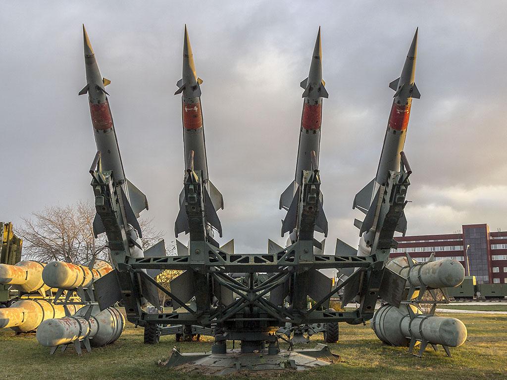 С-125 Тольятти технический музей
