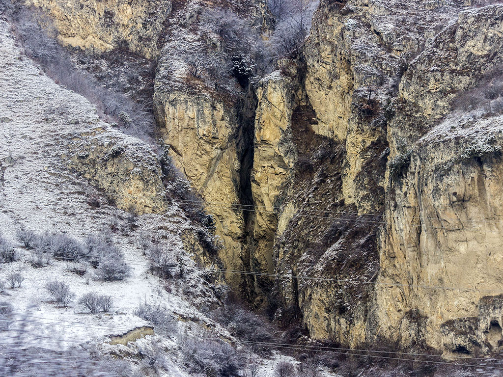 баксанское ущелье