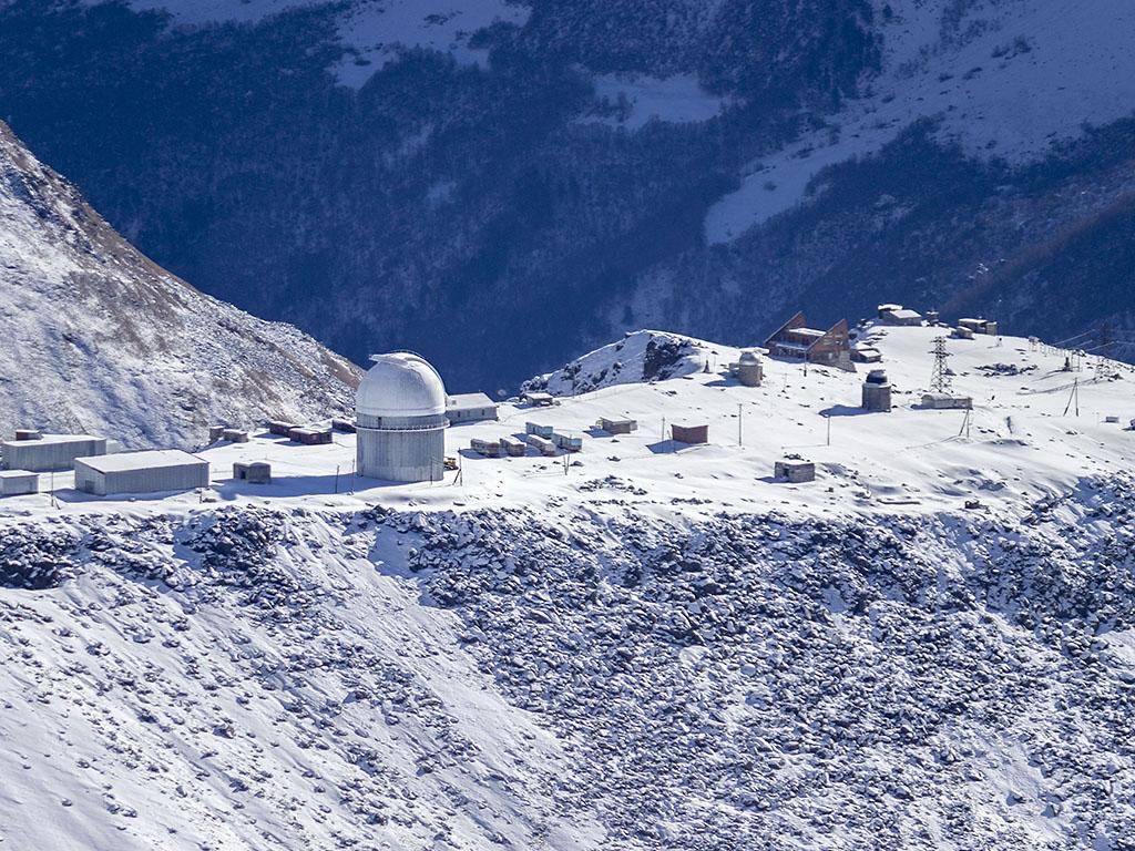 Приэльбрусье обсерватория