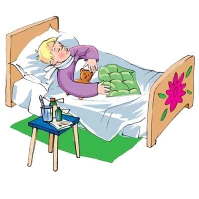 МБДОУ 119 - Часто болеющий ребенок