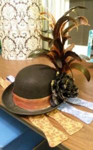 hat-bowler