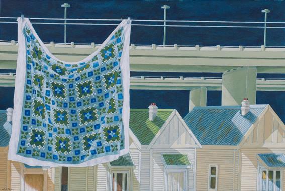 Houses Under the Bridge 2014