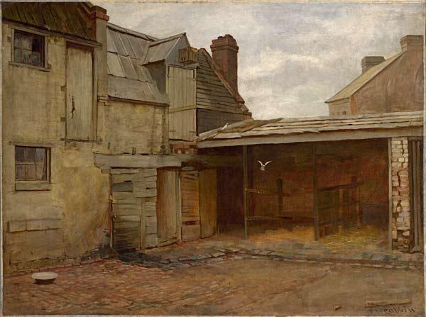 Mccubbin Old stables