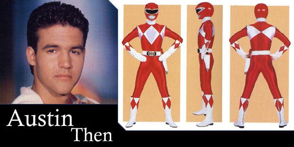 مين فينا يقدر ينسى المسلسل Power Rangers Season 1