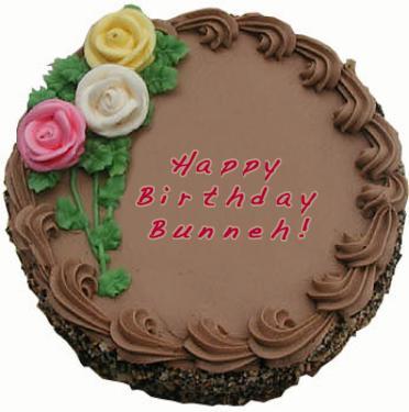 Birthday Bunneh