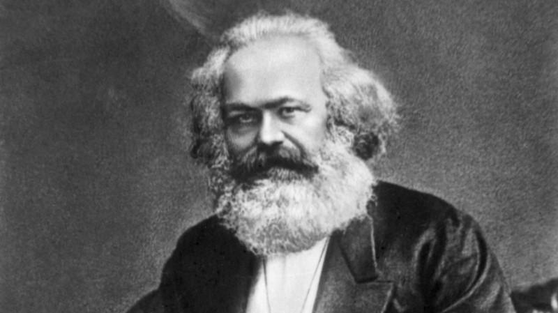Надо знать основателя марксизма.