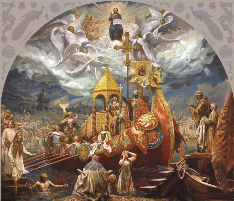 Господь даровал нам ВЕРУ ЖИВУЮ, мы из неё религию сделали и страх...