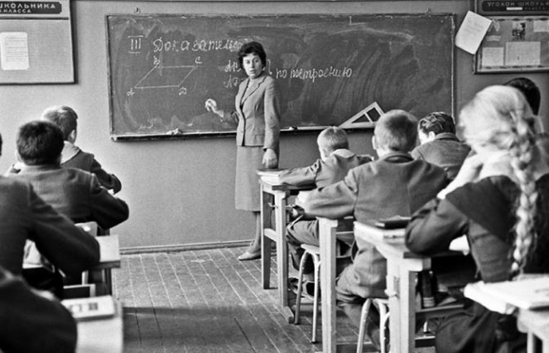 Все годы мы вспоминаем своих учителей и это правильно!