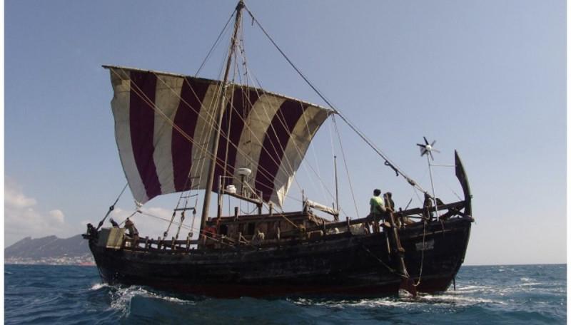 Финикийцы были первыми мореплавателями в мире