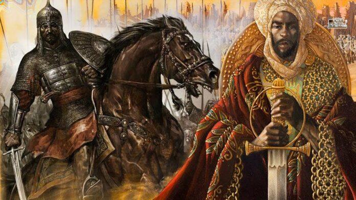 Антара ибн Шаддад — чернокожий гений VI века.