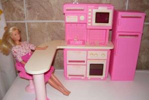 Фото как сделать кухню для кукол своими