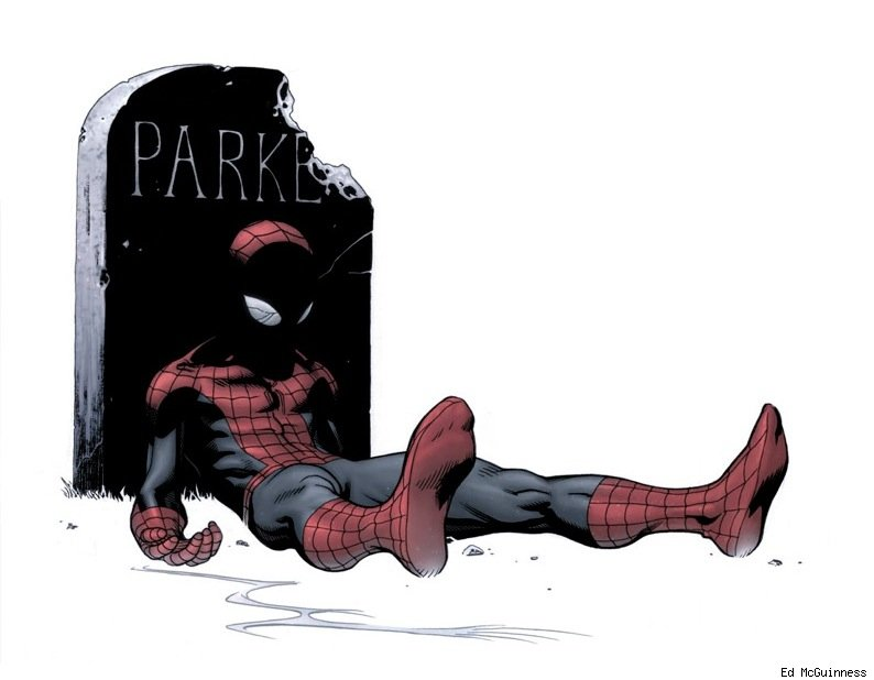 death-spider-man