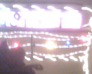 I'm seeing lights
