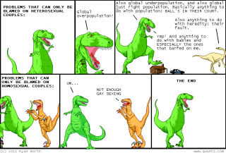 dinosaur logic gay couples