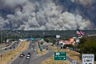 Bastrop Texas fire