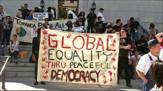 peaceful democracy