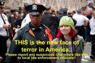 new face of terrorism