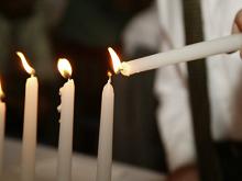 candle lighting candle