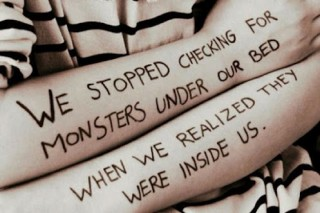 monsters under our bed