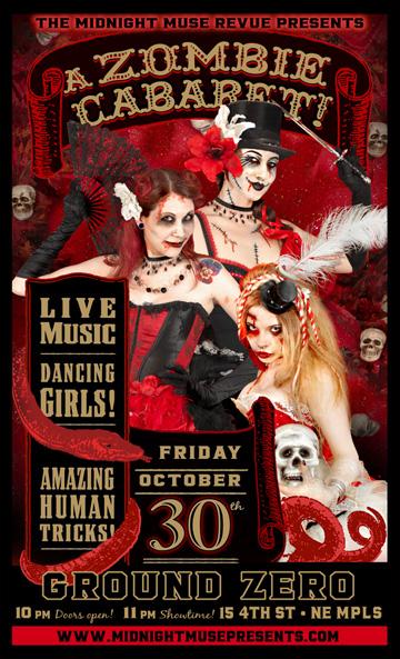 Zombie Cabaret