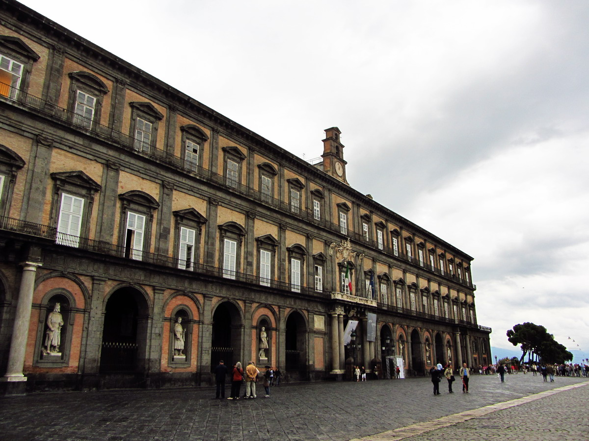 Неаполь, Музеи
