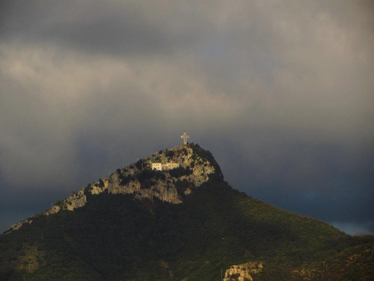 амальфитанское побережье- это провинция Салерно