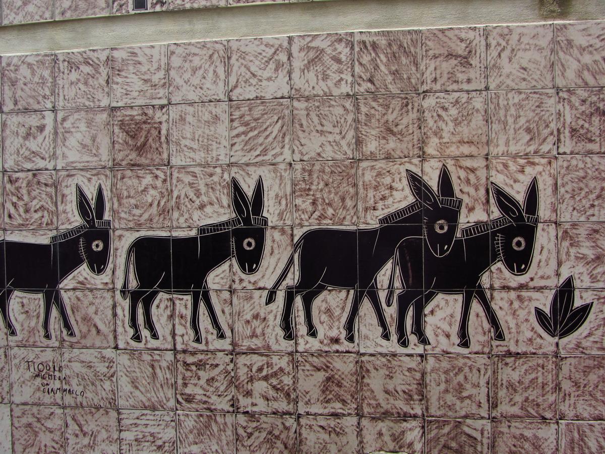 Вьетри- город керамики