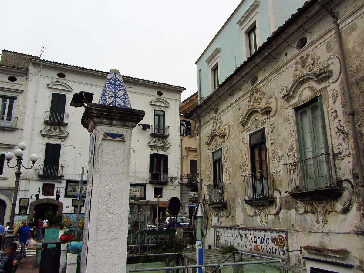 центральная площадь с мэрией