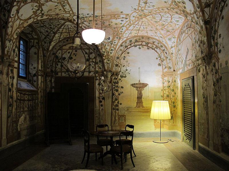 Casa_martelli,_giardino_d'inverno_06